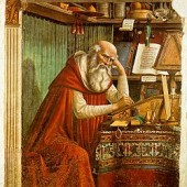 250px-Domenico_Ghirlandaio_-_St_Jerome_in_his_study